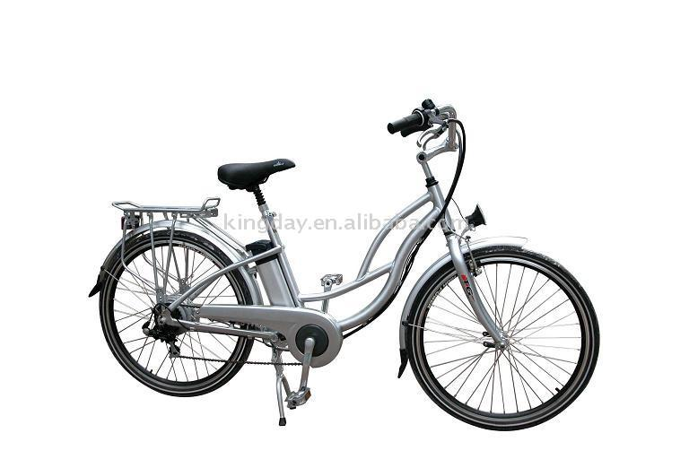Snazzy Sports Electric Bicycle with Lithium Battery (Snazzy Спорт Электрический велосипед от литиевой батарейки)