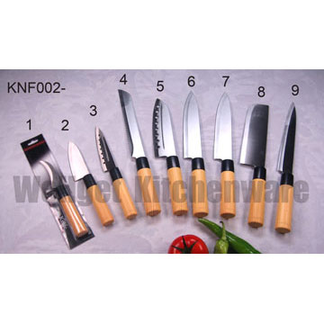 Kitchen Knife (Кухни нож)