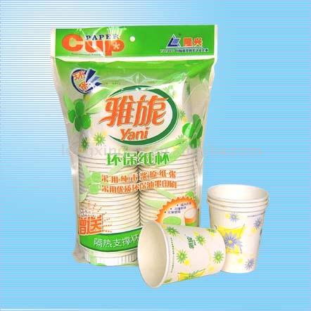 Paper Cups (Бумажные стаканчики)