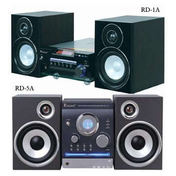 Mini-Component Audio System