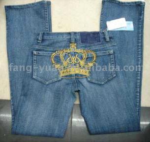 Branded Name Jeans (Фирменное название джинсы)