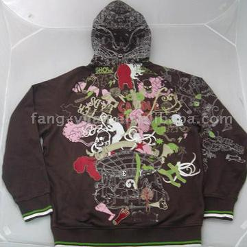 Fashion Designer Hoody