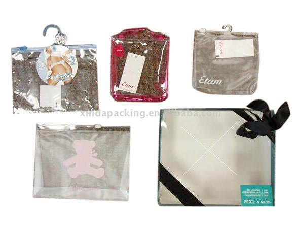 PVC Bag (ПВХ сумка)