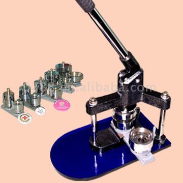 Button / Badge Making Machine (Button / Badge Making Machine)