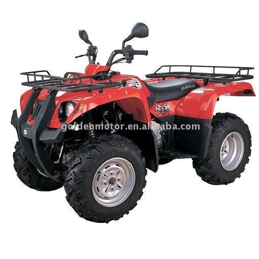250cc EEC/EPA Raptor ATV, Double-plated Rim (Quad) (250cc ЕЭС / EPA Raptor ATV, дважды никелированная обода (Quad))