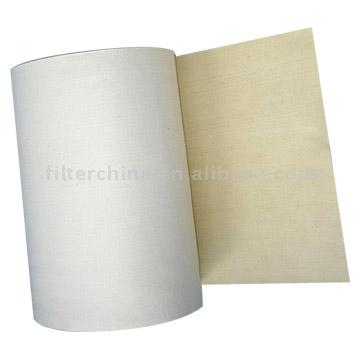 Needle-Punched Non-Woven Fabric