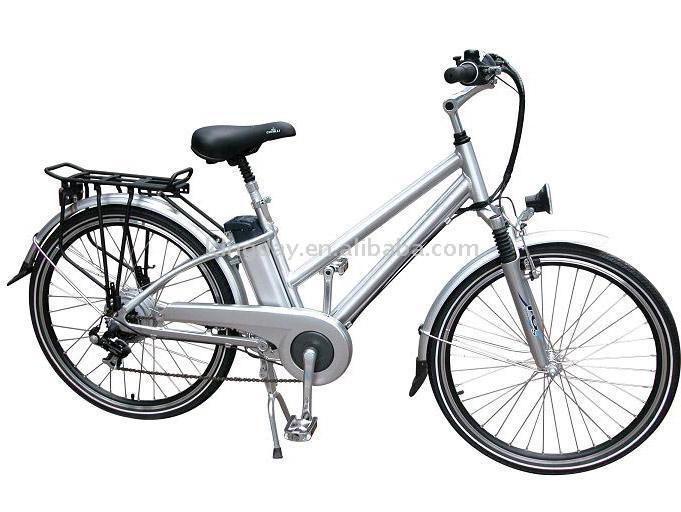 180W-240W Nickel Battery Whole Aluminum Electric Bicycle (KD-EB06) (180W 40W Аккумулятор Никель Всего алюминиевый электровелосипеды (KD-EB06))
