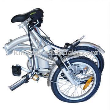 Folding Electric Bicycle (Складной электрический велосипед)