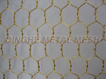 Chicken Wire / Hexagonal Wire Mesh (Проволочной сеткой / Шестигранная Wire Mesh)