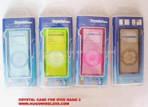 Crystal Case for iPod Nano 2 (Crystal Case для Ipod Nano 2)
