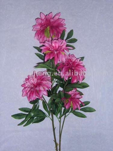 Handmade Chrysanthemum (Ручная хризантема)