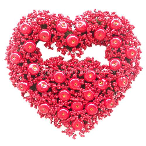 Heart-Shaped Apple (Heart-Shaped Apple)