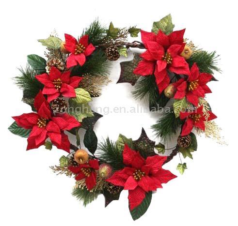 Christmas Wreath (Рождественские венки)