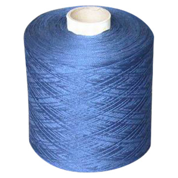 Polypropylene Twisted-Heatset Yarn