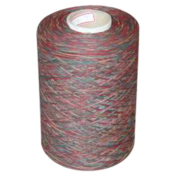 Triple-Color Yarn