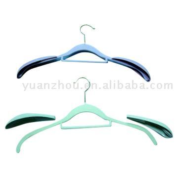 Shirt Hanger with Shoulder Pads (Рубашка вешалке с плечиками)