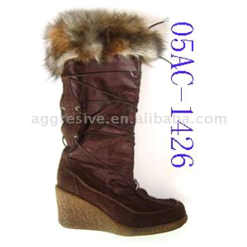 Ladies` Boots (Damen-Stiefel)