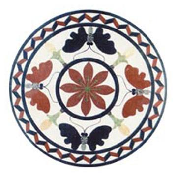 Medallion Tile Stone