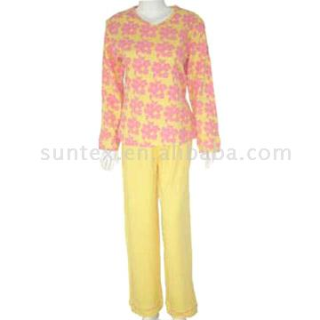 Ladies` Sleepwear