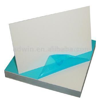 PVC Rigid Sheet for Sandwich Board (PVCE04) (Feuille PVC rigide pour Sandwich Board (PVCE04))