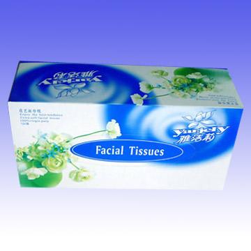 Facial Tissue (Салфетки для лица)