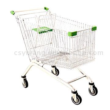 European Style Shopping Trolley (Европейский стиль Shopping Trolley)
