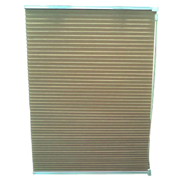 Pleated Blind Components (Плиссе Blind компонентов)