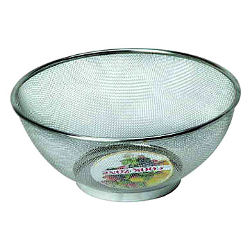 Stainless Steel Net Basket