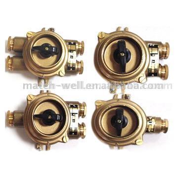 Marine Electrical Switch (Морские электрических выключателей)