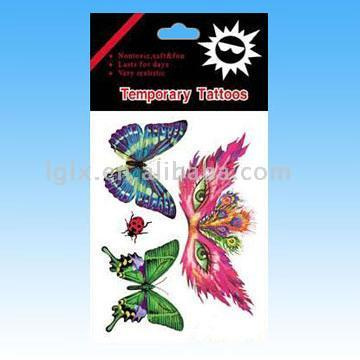 Tattoo Sticker ( Tattoo Sticker)