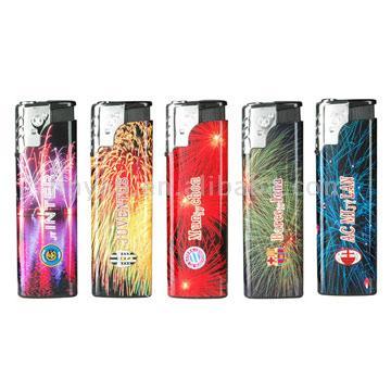 Electronic Windproof Lighter (Электронные ветрозащитный зажигалка)