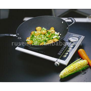 Induction Cooker with Pan