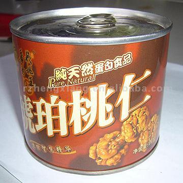 Canned Amber Walnut Kernels (Консервы Янтарный Ядра грецких орехов)