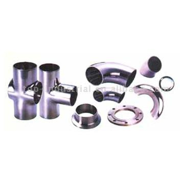 Ti Tube, Ti Pipe and Fitting