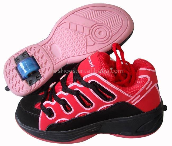 Flying Roller Skating Shoes (Flying Катание на роликовых коньках обувь)