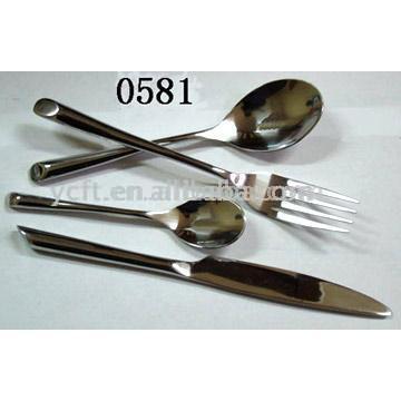 Stainless Steel Flatware (0581)