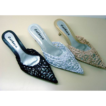Ladies` Shoes with PU Upper ( Ladies` Shoes with PU Upper)