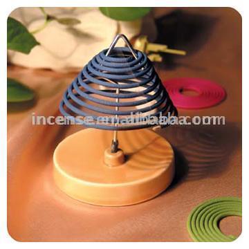 Coil Incense (Катушка благовония)