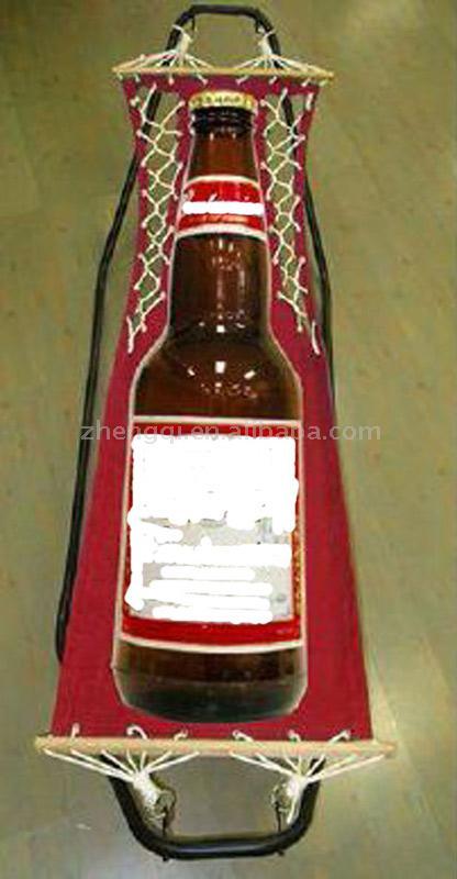 Little Hammock for Bottle (Beer or Red Wine)) (Маленький гамак для бутылки (пиво или красное вино)))