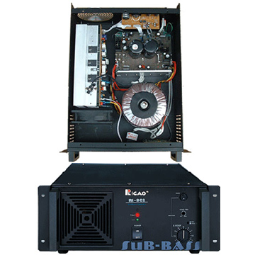 Power Amplifier For Subwoofer (Усилитель мощности для сабвуфера)