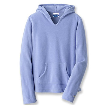 Fleece Hoodied Pullover with Kangaroo Pocket (Руна Hoodied пуловер с Кенгуру Pocket)