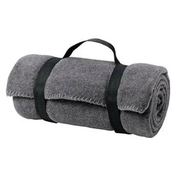 Fleece Blanket with Strap (Руна Одеяло с ремешком)