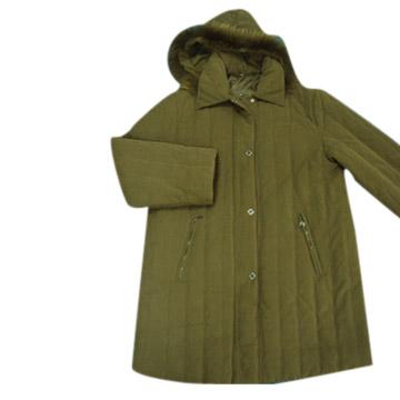 Ladies` Quilted Jacket (Стеганая женская куртка)