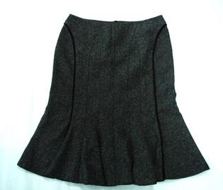 Woolen Skirt (Шерстяная юбка)