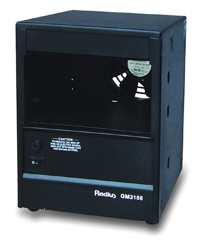 Housing & Power Supply for Repeater (Жилищные & блок питания для повторителя)
