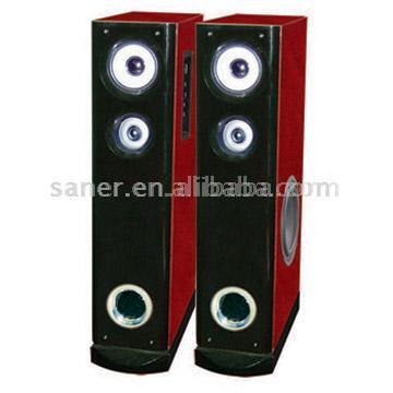 2.0 Active Speaker (2.0 Активная акустическая)