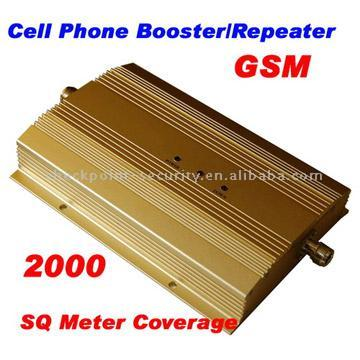 Cell Phone Signal Extender (Cell Phone Signal Booster) 800GSM System