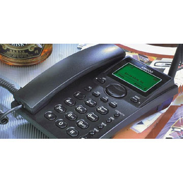 Fixed CDMA Wireless Phone (CDMA фиксированной беспроводной телефон)