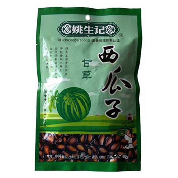 125g Watermelon Seeds with Vanilla Flavor