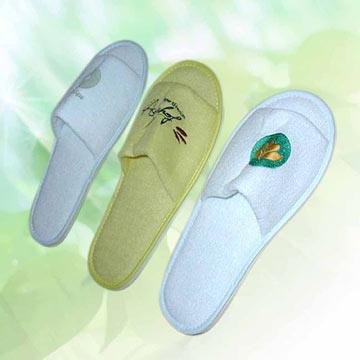 Cotton Slipper (Хлопок башмачок)